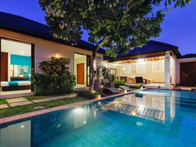 Photo for Open-Air 2, 2BR Villa in Legian
