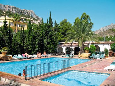 Photo for Apartment Sunsea Village  in Calpe (Alicante), Costa Blanca - 2 persons, 1 bedroom