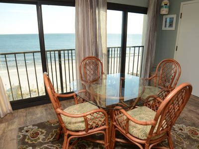 Photo for The Gulf Tower 5A | Beachfront 2BD/2BA | Close 2 Everything | Budget Friendly