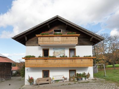 Photo for Nice apartment with balcony in the Bavarian Forest