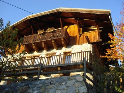Photo for Great character Chalet in Tarentaise SAVOY