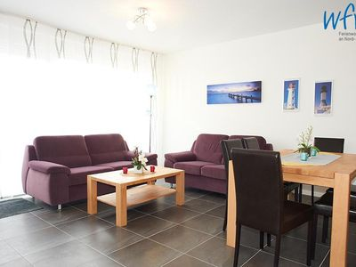 Photo for Borkum holidays at a high level! With terrace and garden!