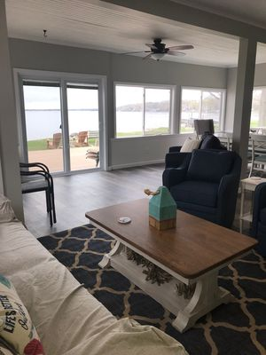 Photo for Newly Remodeled Lake Front Home!