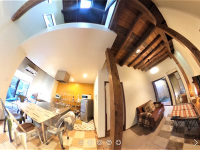 Photo for 75m2 renovated townhouse with great access to Arashiyama, Gion, and Kinkakuji
