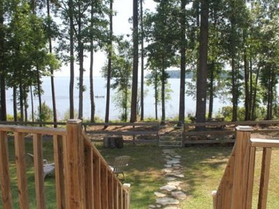 Waterfront Home among Natural Setting, Fishing out Front, Beach, Sleeps 14