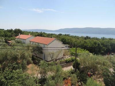 Photo for Apartments Brzac (62013-A3) - Krk - island Krk