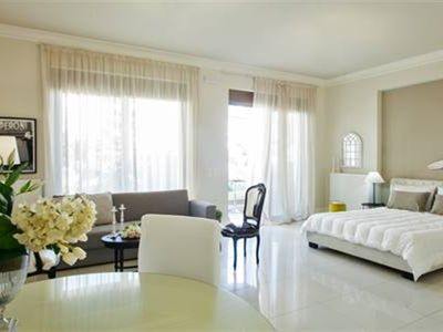 Photo for Maritina Luxury Apartment/Wifi/ AC/City center
