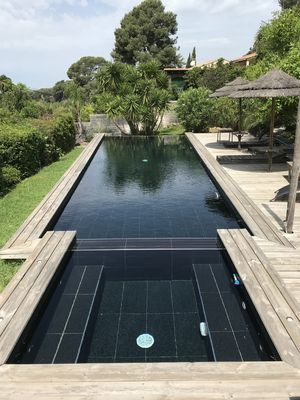 Photo for Ground floor villa with pool and private Jacuzzi for 8 people