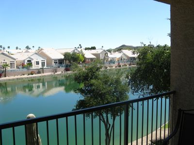 Photo for Relaxing Lakefront Condo