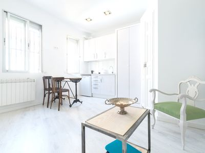 Photo for Homerez last minute deal - Amazing studio in Madrid and Wifi