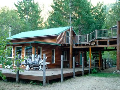 Photo for 3BR Cabin Vacation Rental in Crescent City, California