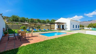 Photo for Nice holiday home for 8 people in Mijas