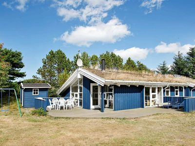 Photo for Spacious Holiday Home in Albaek with Swimming Pool & Sauna