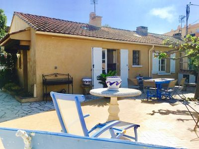 Photo for 2BR House Vacation Rental in Cogolin, Provence-Alpes-Côte d'Azur