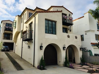 Photo for Casa Clemente - Modern Spanish Beach Home in San Clemente, Near Beach & Downtown
