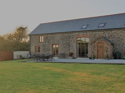 Photo for Beautiful barn, in the heart of the Devon countryside. 8 miles from Bude