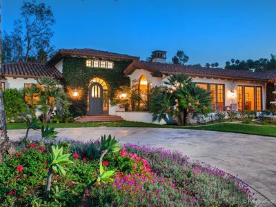 Photo for Rancho Santa Fe 5 Bedroom Estate
