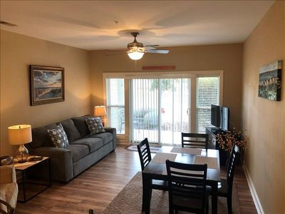 Photo for Full size fully equipped kitchen! Close to the Coastal Grand Mall.