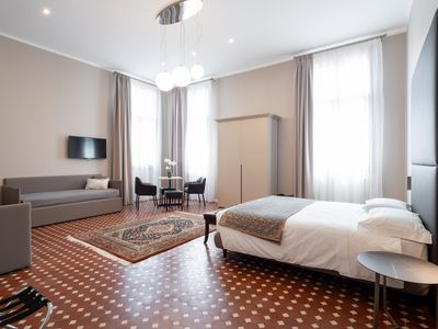 Photo for Room 109 - Hotel Palazzo Martinelli Dolfin - Rent for rooms for 3 people