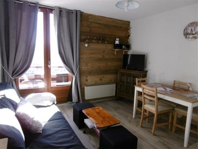 Photo for Apartment Les Angles (66210 Pyrénées-Orientales), studio flat, 4 persons