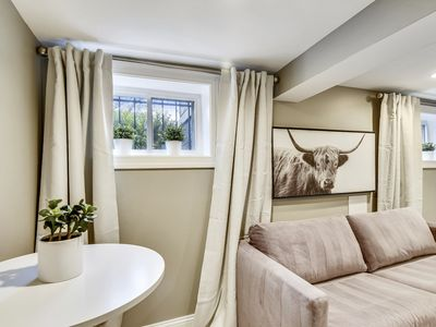 Photo for Serene One Bedroom with Laundry