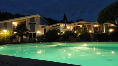 Photo for Bed and Breakfast is near Bordeaux and St Emilion vineyards
