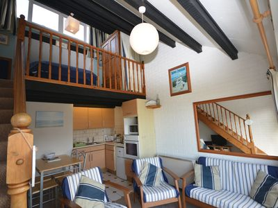 Photo for 2BR Apartment Vacation Rental in Porthtowan