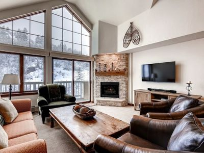 Photo for Ski-In/Out Luxury 4 Bedroom Residential Condo at St. James Place, Beaver Creek