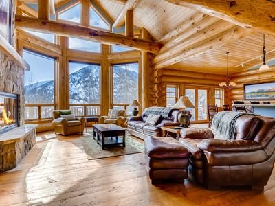 Photo for Expansive 6BR in The Reserve w/ Mountain Views, 2 Decks & Private Hot Tub