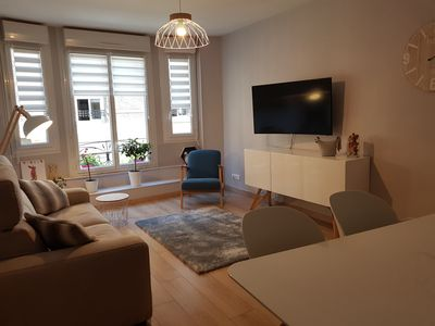 Photo for 1BR Apartment Vacation Rental in Reims, Grand Est