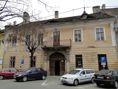 Photo for 1BR Townhome Vacation Rental in Sibiu, SB
