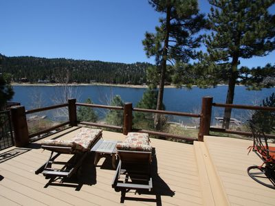 Stunning Lakefront Home, Game Room, Hot Tub, Fire Pit, 100 ft. Beach, Deep Water