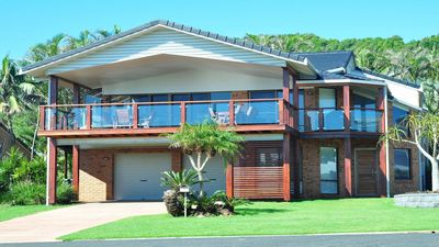 Photo for Sea-Ann - Lennox Head - North Facing Views along & Mile Beach & Wifi