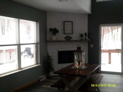 Photo for Wooded Private Retreat