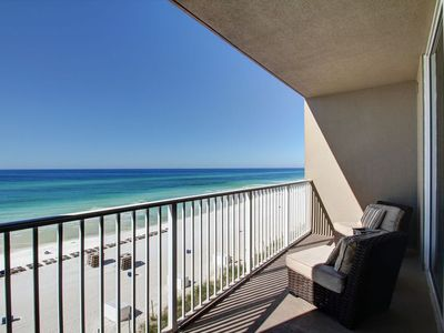 Photo for Tidewater Resort 3rd Floor Condo-Largest 2BD On TheBeach