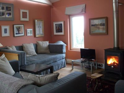 Photo for Studio Apartment adjoining the main house. Sleeps 4 with 2 shower rooms.