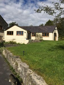 Photo for Substantial 3-bedroom barn conversion near the Brecon Beacons with Free-Wifi