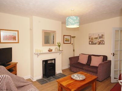 Photo for Poppy Cott - traditional cottage with stunning views over Beeston Common, the perfect retreat.