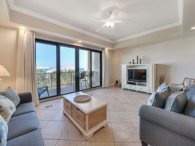Photo for Nice Townhome Across from Beach, Sleeps 6, Nearby Dining and Shopping, Near 30A