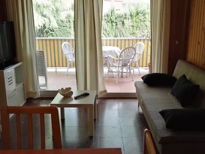 Photo for Apartment in Playa de Aro with parking, 2min beach and center
