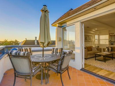Sunset Views Duplex by 710 Vacation Rentals | Steps to the Beach, Roof Top Deck