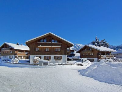 Photo for Apartment Charivari Ferienwohnungen (OSN151) in Obermaiselstein - 6 persons, 2 bedrooms