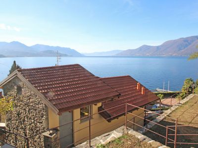 Photo for Vacation home Terrazze sul lago  in Luino, Lake Maggiore - 5 persons, 2 bedrooms