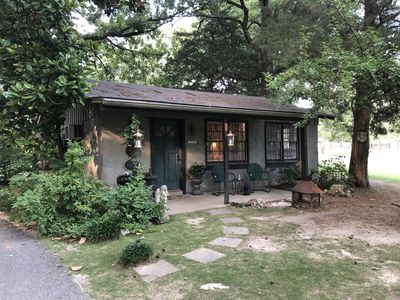 Photo for Green Pastures - Guest House - Tucked away on 9 acres but only  2 miles to I-65