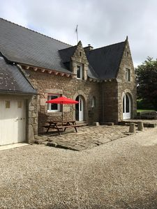 Photo for Stunning 4 Bedroomed Bretagne Home in over an acre of stunning Gardens
