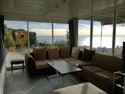 Photo for Quiet apartment with close view Monaco (2 rooms)