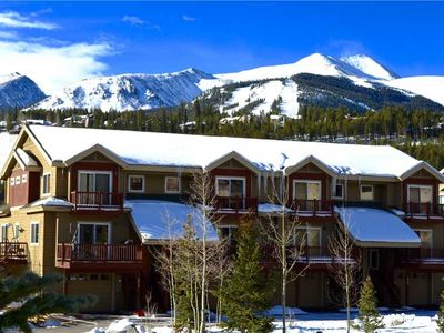 Photo for A Quaint, Mountainous 4 Bedroom Town Home Overlooking the Beautiful Blue River