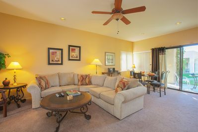 All Units have living rooms, dining rooms, and 2 bedrooms and 2 bathrooms.