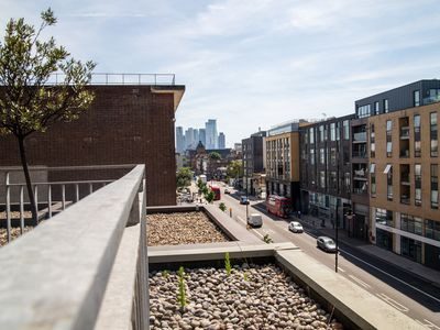 Photo for London Shoreditch-superb flat-huge private terrace