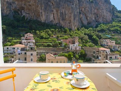 Photo for 1BR Apartment Vacation Rental in Amalfi